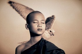 "Грегори Колбер (Gregory Colbert), фотоалбом ""Пепел и Снег""/Ashes-and-snow/"